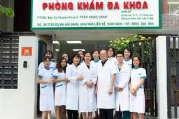 Xét nghiệm COVID-19 tại Phòng khám Đa khoa Hàm Nghi x DOCOSAN   Quận Từ Liêm Hà Nội, VND 150.000