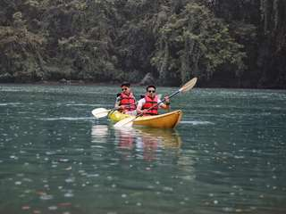 Krabi: Kayaking at Ao Thalane (by Thai Marano) - 4-hour Tour, THB 1,000