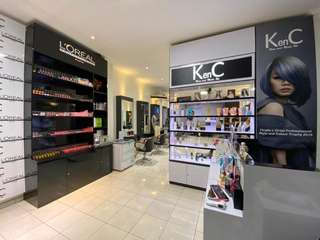 KenC Salon, Rp 50.000