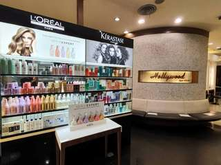 Hollywood Hair Studio Central Plaza Rama 2, THB 800