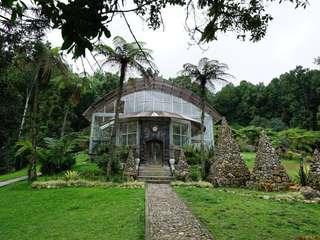 Tiket Kebun Raya Bali, Rp 8.100