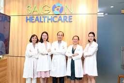 Xét nghiệm COVID-19 tại Phòng khám Đa khoa Saigon Healthcare x DOCOSAN   Quận 10 TPHCM, VND 350.000