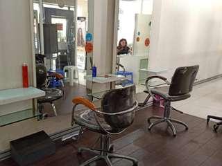 Anita Salon Bintaro, Rp 75.000