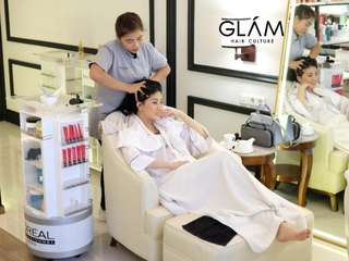 Glam Hair Culture, Rp 100.000