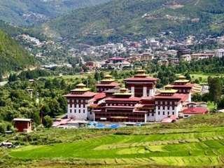 Tur Virtual Menyusuri Jalanan di Thimphu Bersama TourHQ, Rp 323.500
