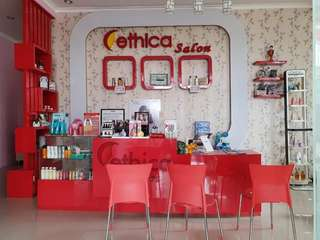 Ethica Salon (Women Only), Rp 115.000