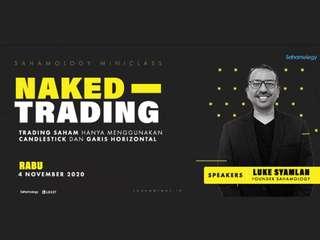 Naked Trading (Sahamology) - Online Class, RM 28.28