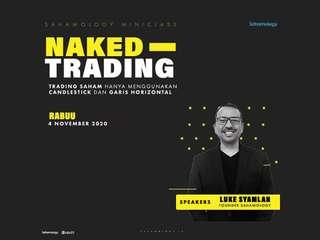 Naked Trading (Sahamology) - Online Class, RM 28.42