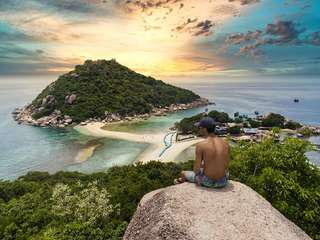 Krabi 4 Islands - 1 Day Tour by Long-tail Boat (by Thai Marano), THB 1,000