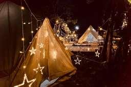 Tour cắm trại lều Mông Cổ tại Dalat Campsite & Farmstay - 2N1D, VND 750.000