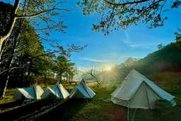 Tour chèo thuyền SUP và cắm trại hồ Tuyền Lâm, Đà Lạt - 2N1Đ, VND 750.000