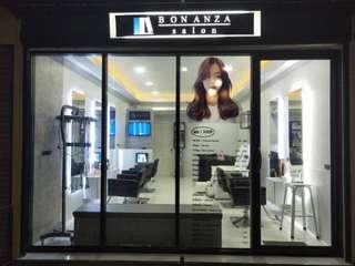 Bonanza Salon I Mall Samut Prakan, THB 1,000