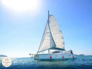 Private Catamaran: Koh Hey (Coral Island) and Koh Maiton (by Belonging To The Sea), THB 28,900