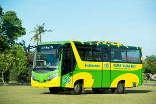 Bali Kura-Kura Bus E-Ticket, AUD 17.70