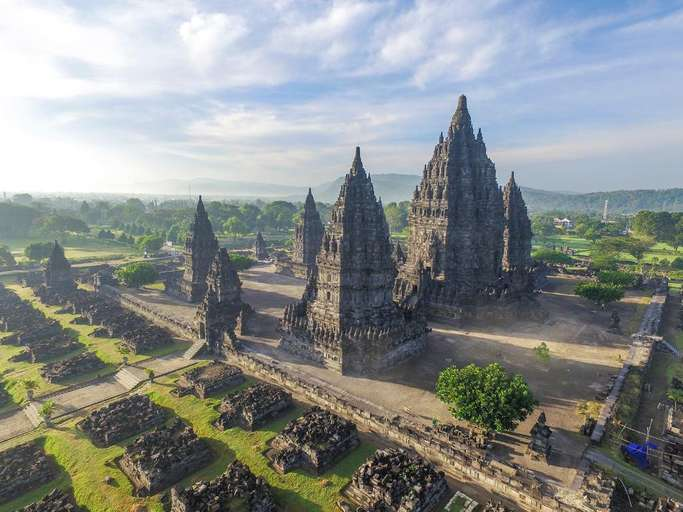 Candi Prambanan Tickets Exclusive Deal