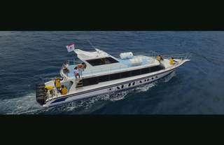 Fast Boat Lembongan - Sanur One Way dengan Arthamas Express, S$ 50.20