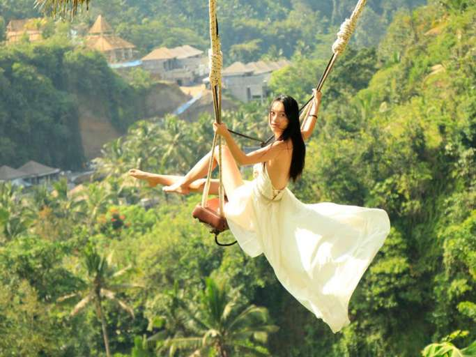 Tiket Bali Swing : Traveloka Xperience