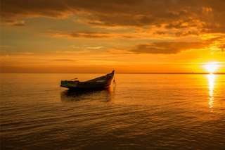 Phu Quoc Sunset Viewing and Night Squid Fishing - Half-Day Tour, VND 330.000