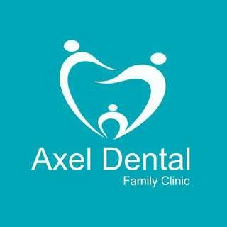Axel Dental, Rp 450.000