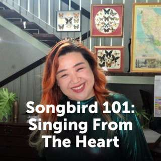 Songbird 101: Singing From The Heart, ₱ 117.11