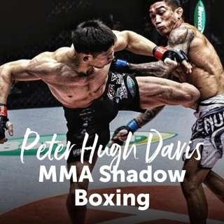 Martial Arts Shadow Boxing , RM 10