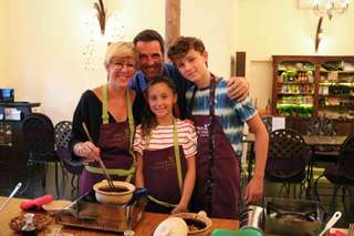 Hands-on Saigon Cooking Class with Ben Thanh Market Visit by Hoa Tuc, THB 1,375.40