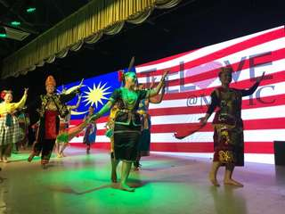 Live Cultural Show at TheLove@MaTiC Tickets, RM 75.20