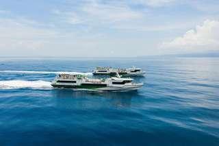 Padangbai – Gili Trawangan, Gili Air, Gili Meno, Lombok by Eka Jaya Fast Boat, Rp 897.095