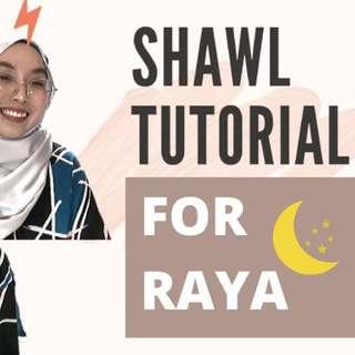 Hijab Styles for Raya , RM 10