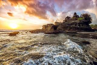 Tanah Lot Bali Temple Sunset Small Group Tour - 5 Hours, RM 56.60