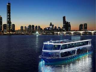 Yeouido Han River E-land Ferry Cruise, ₱ 588.40