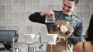 Starbucks Dewata Coffee Tour & Classes - 90 Minutes, RM 76.40