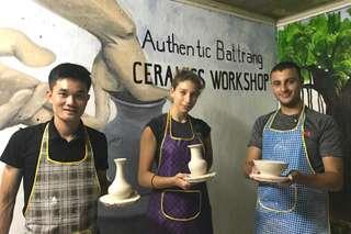 Pottery Class Hanoi, THB 1,046.50