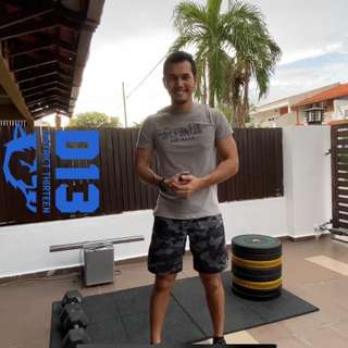 7-Minute Tabata Workout, RM 10