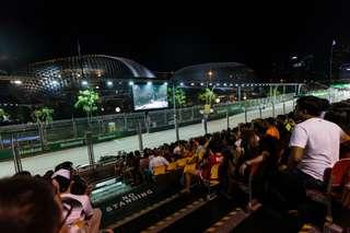 SINGAPORE GRAND PRIX: 3-day Grandstand + Live Music Entertainment, RM 2.87