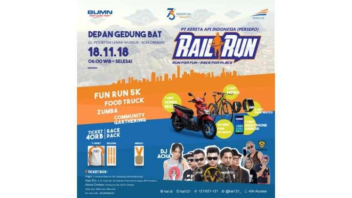 Rail Run 2018 Tickets Exclusive Deal 2021