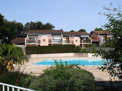holiday rental apartment for 3 in Capbreton(40) with pool