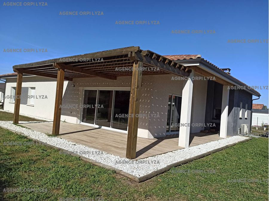 holiday villa for 8 in soustons ref papillon