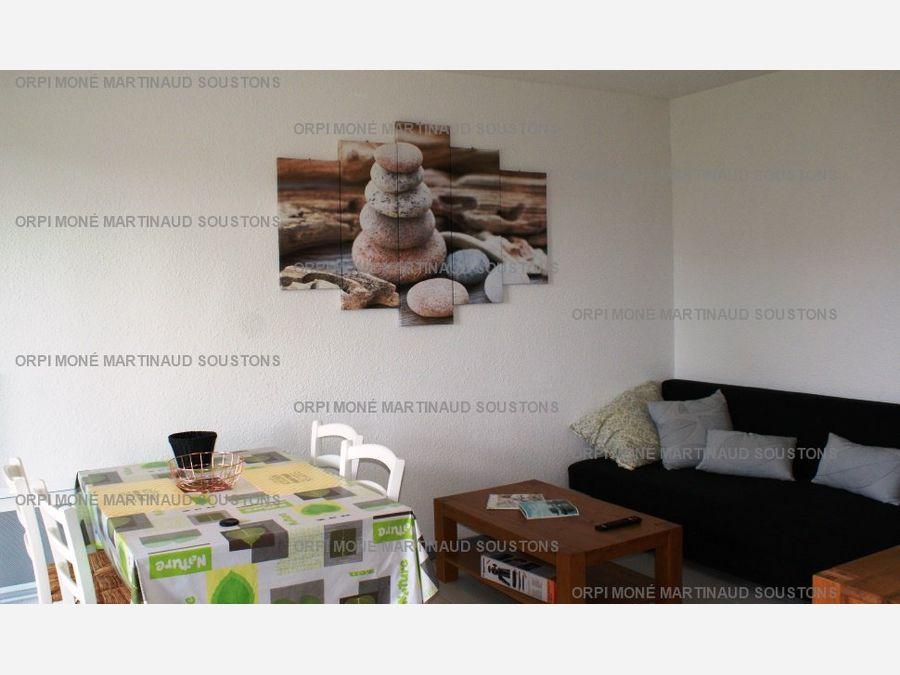 Appartement à Soustons réf LANDAIS34