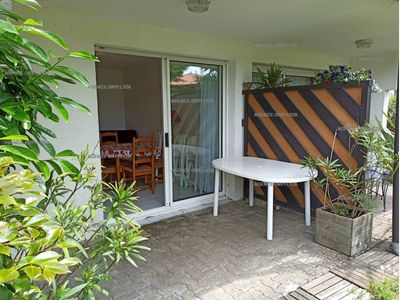holiday rental apartment for 5 in Soustons(40) with pool