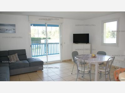 Location de vacances en appartement pour 6 personnes à Soustons(40) avec piscine