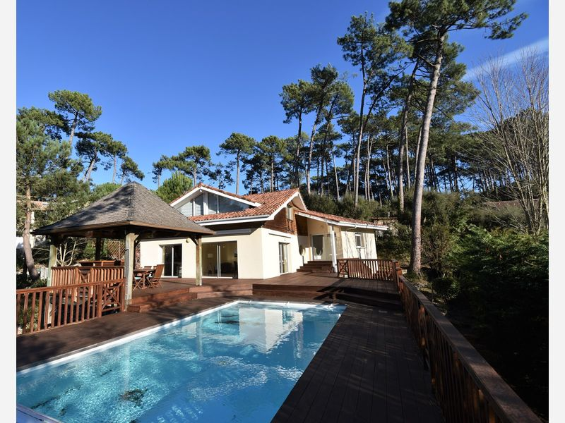 Holiday rental villa in Hossegor