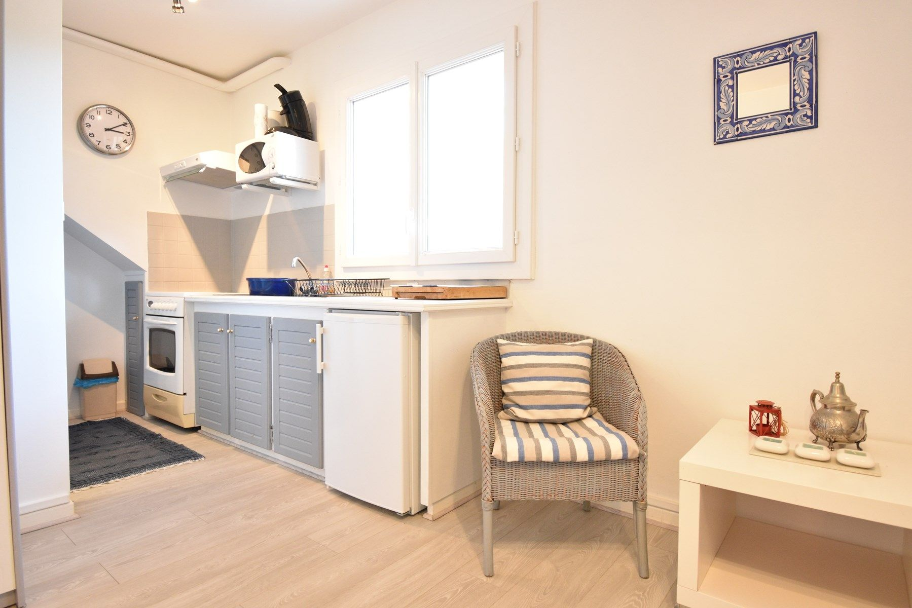 Holiday rental apartment  ref:0603