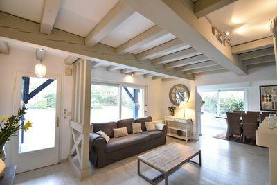 Capbreton - Villa très bien équipée sur grand jardin clos