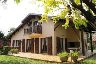 Seignosse - Spacieuse villa dans quartier calme et résidentiel