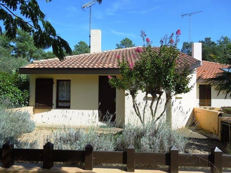 Villa à louer pour vacances à Seignosse