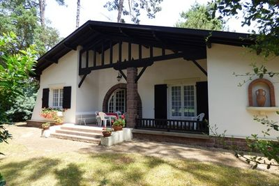 Hossegor - Villa en bordure du golf  et tout proche des terrains de tennis et du