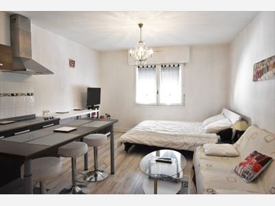 holiday rental apartment for 2 in Hossegor(40)