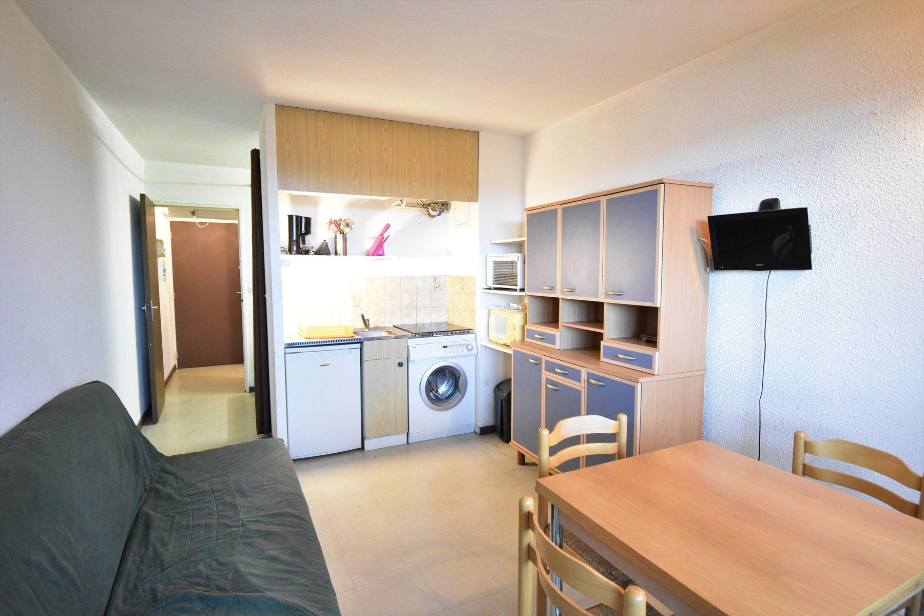 Holiday rental apartment  ref:0543
