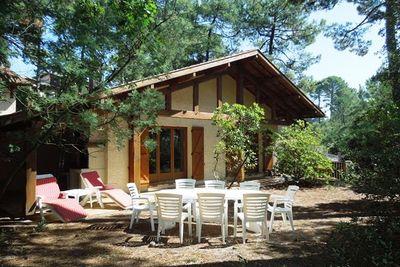 Seignosse - Agréable villa landaise dans secteur calme et résidentiel sur vaste